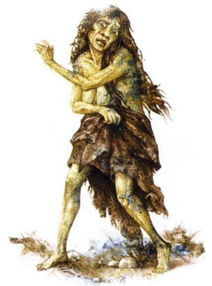 Нечисть из старинных сказаний — славянские демоны