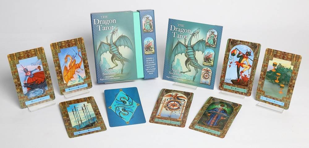 Tarot shadowscapes — таро долины миражей