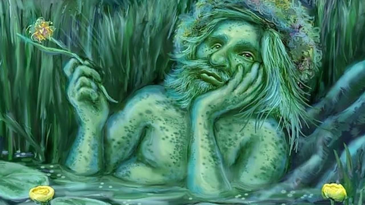 Кумара — ирландский водяной, хранитель душ утонувших моряков