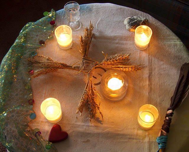 Праздник имболк. 2 февраля 2019 (статья + ритуал + медитация)