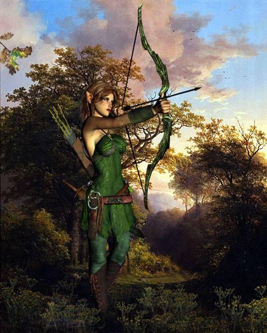 Эльфы — википедия переиздание // wiki 2