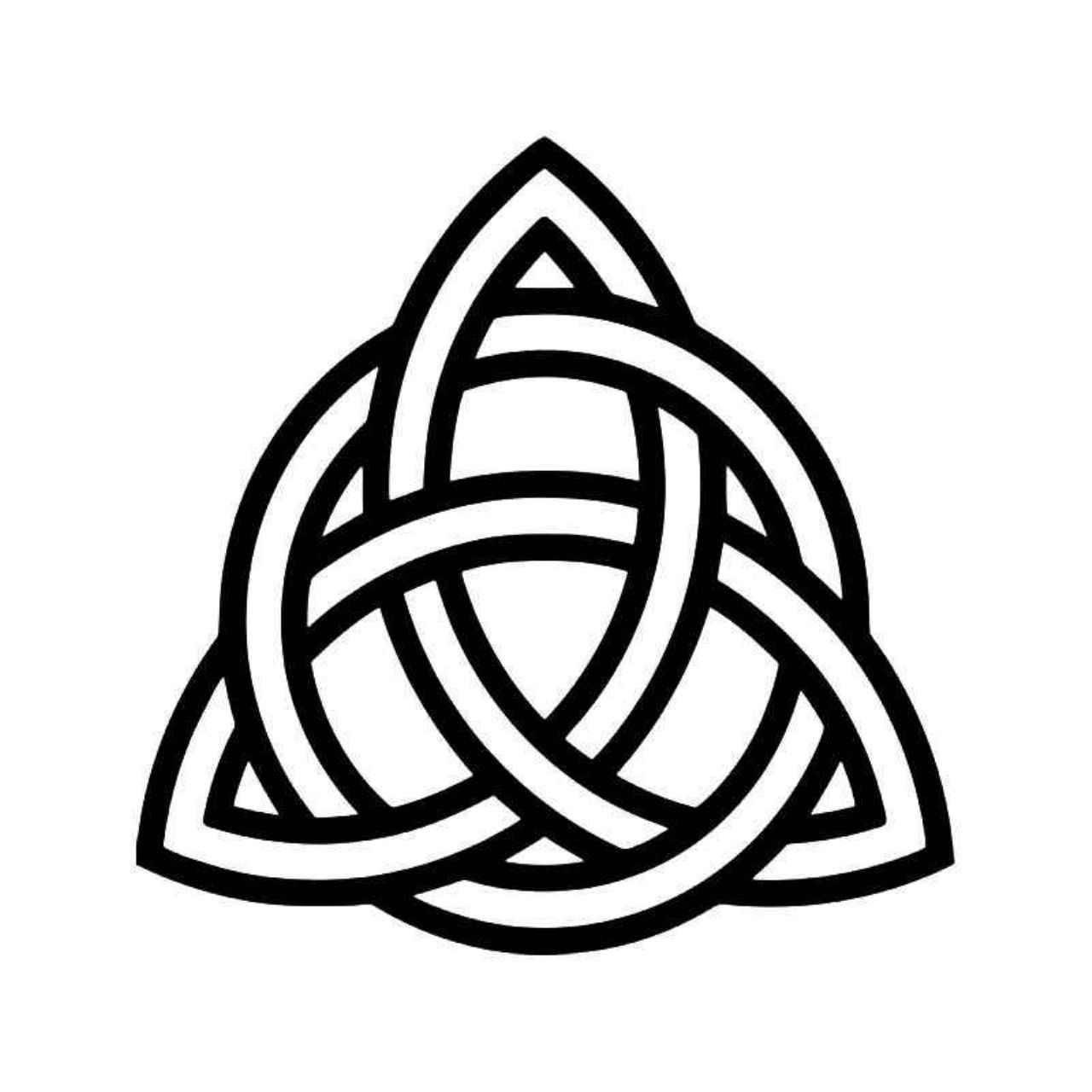Тату с узорами: кельтские, мужские, женские. значение + 110 фото
