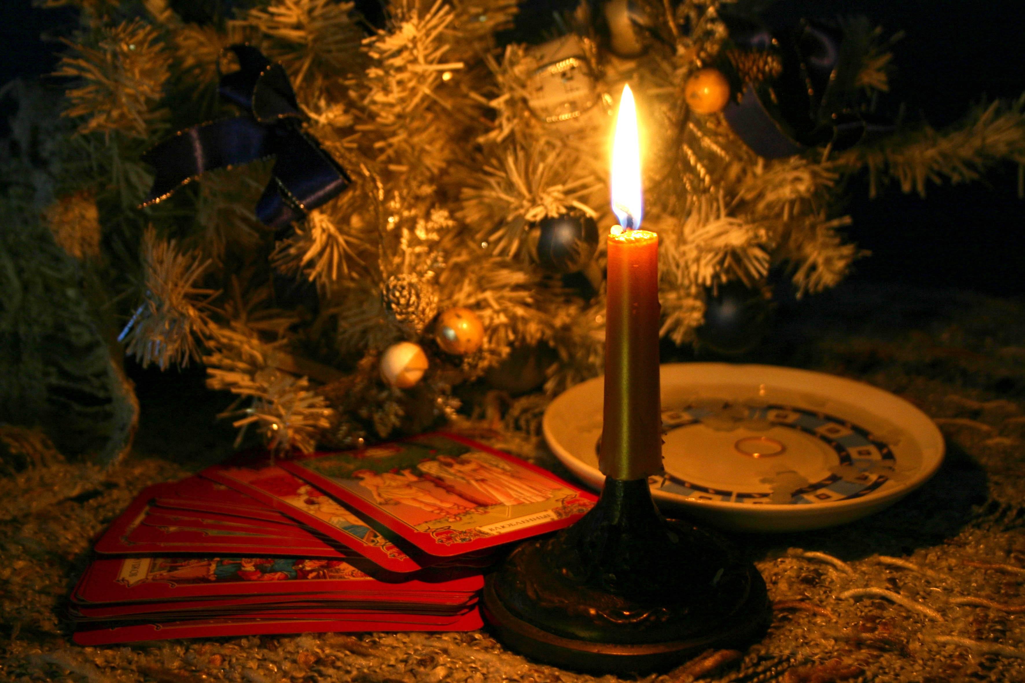 Обряды на рождество для привлечения денег