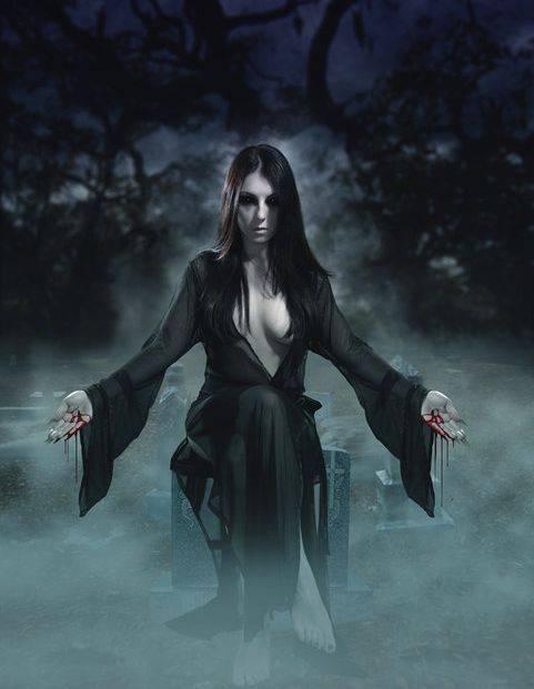Как выглядят вампиры и как их распознать