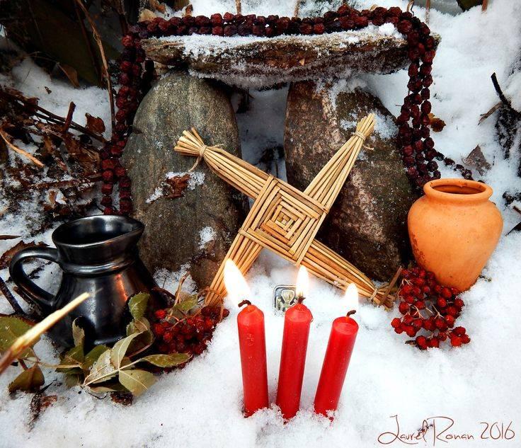 Имболк — праздник весны и возрождения - народные приметы и суеверия