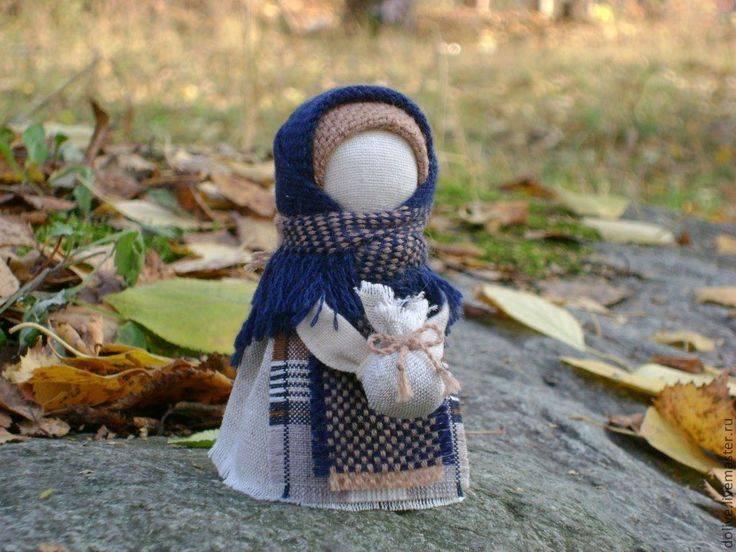Кукла-оберег подорожница своими руками