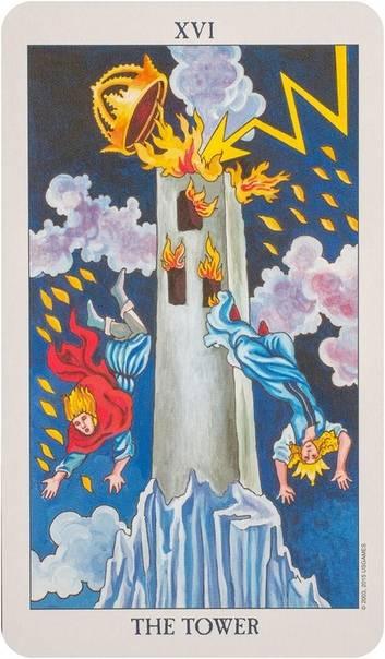 Башня — значение и толкование карты