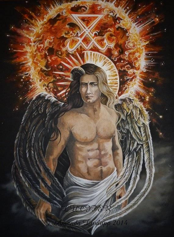 Люцифер, денница, сатана? какое имя носит падший ангел   zdavnews.ru
