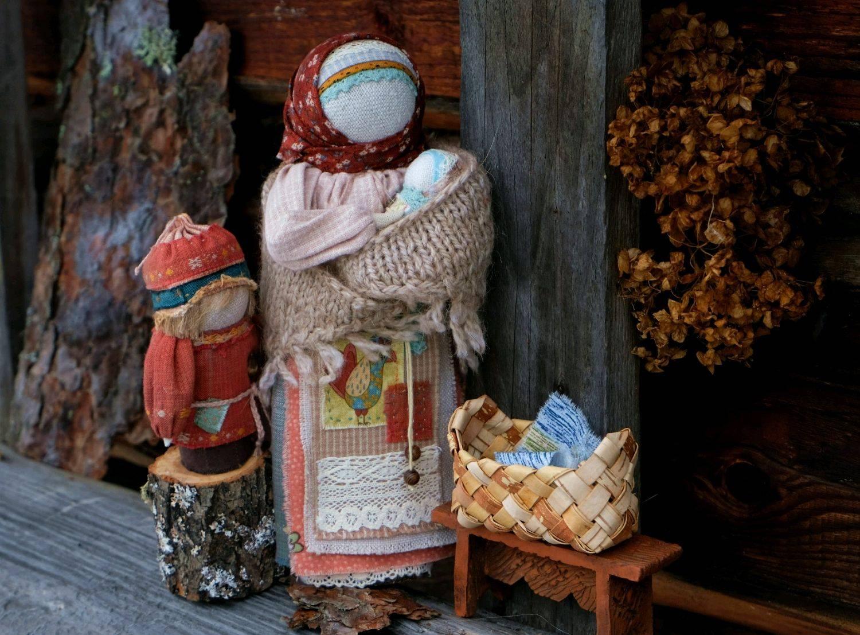 Кукла оберег долюшка на счастье: значение, как применять и мастер класс по изготовлению своими руками