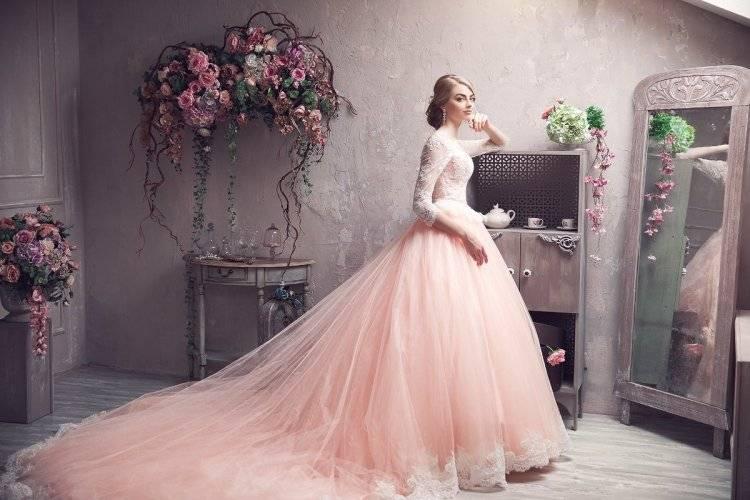 Цвет свадебного платья – приметы, соблюдаемые в [2019] & какое должно быть и как выбрать оттенок для второго брака