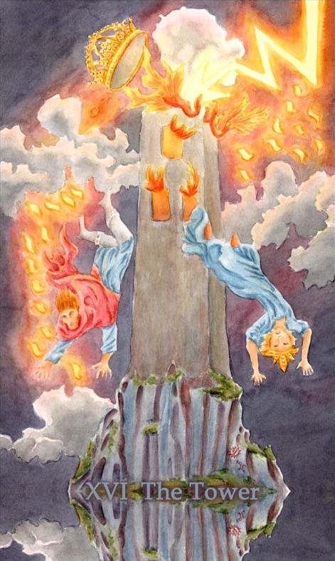 Старший аркан верховная жрица – значение карты таро