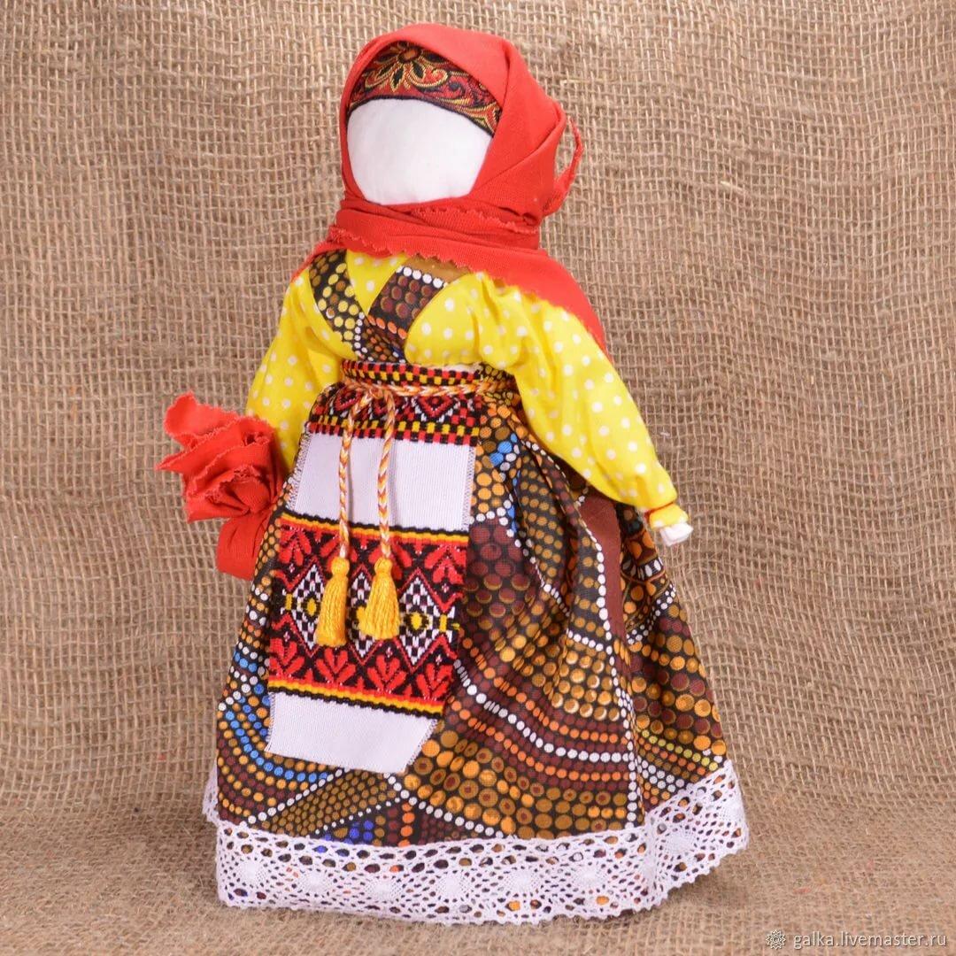 Кукла северная берегиня: значение и мастер-класс