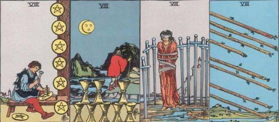 2 мечей таро: значение в отношениях, расклад, толкование, особенности