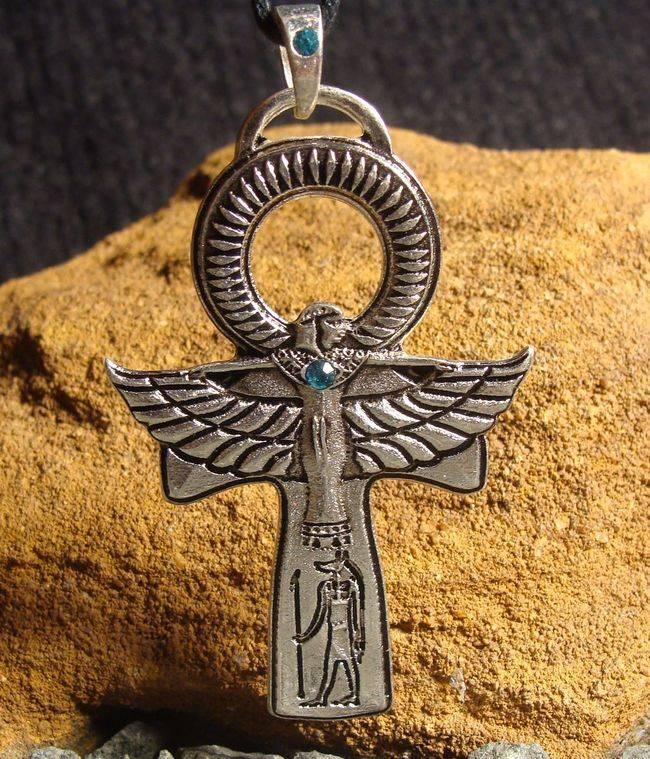 Египетский крест анкх: значение амулета, что это такое