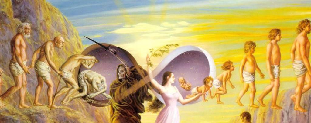 Есть ли жизнь после смерти: понятие реинкарнации | ezoteric.online | яндекс дзен