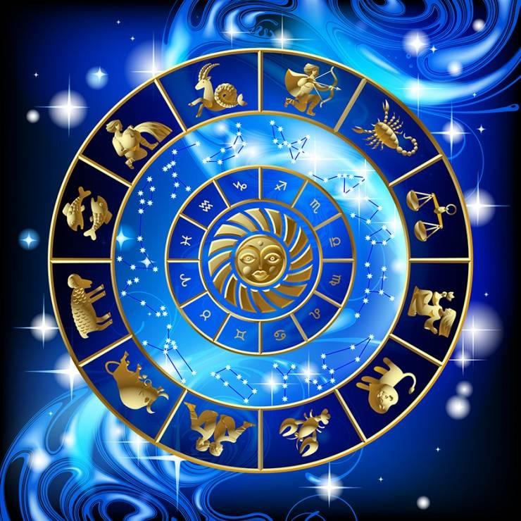 Луна в знаках зодиака и домах  гороскопа