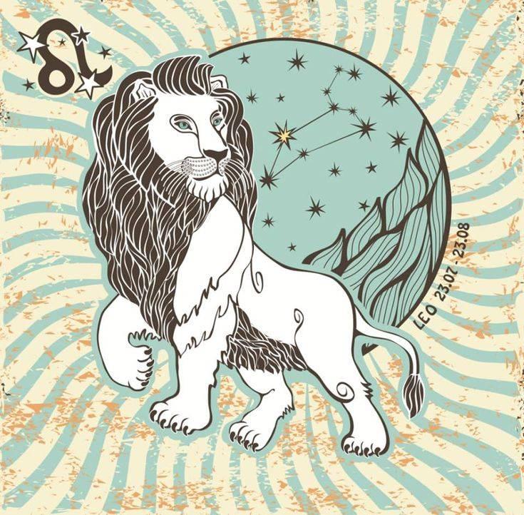 ♌ знак зодиака лев