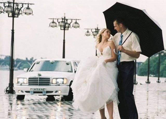 Встретить свадьбу на пути: народная примета