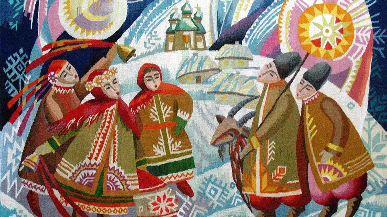 Новый год: древнерусская версия