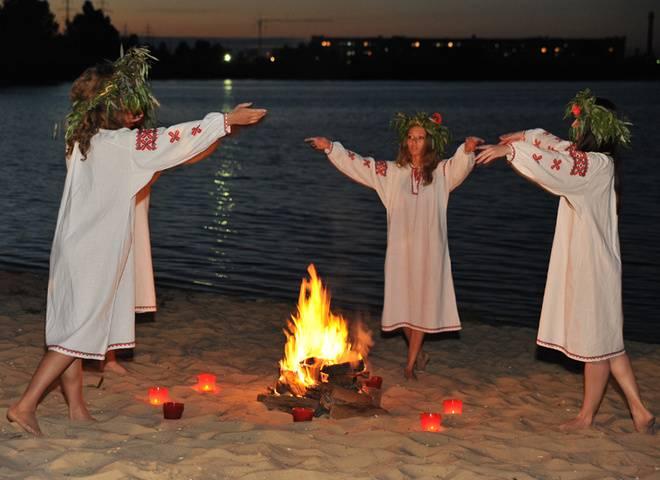 Ивана купала традиции и обычаи