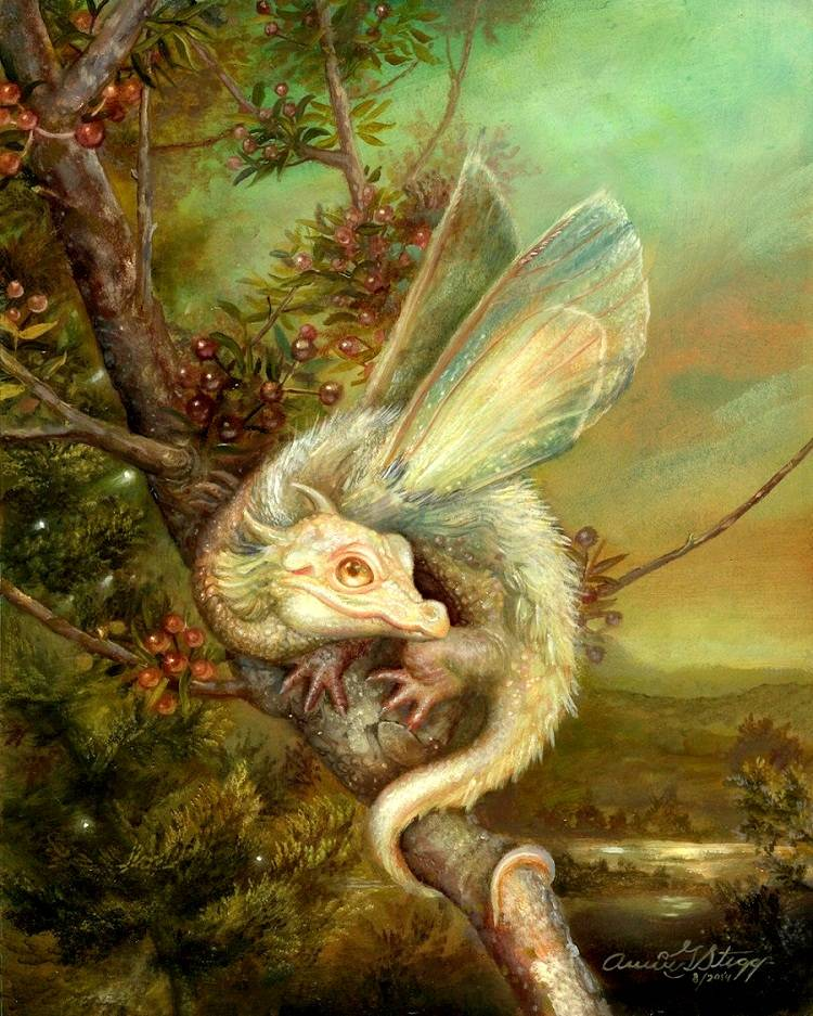 Топотун — лесное существо из английских легенд