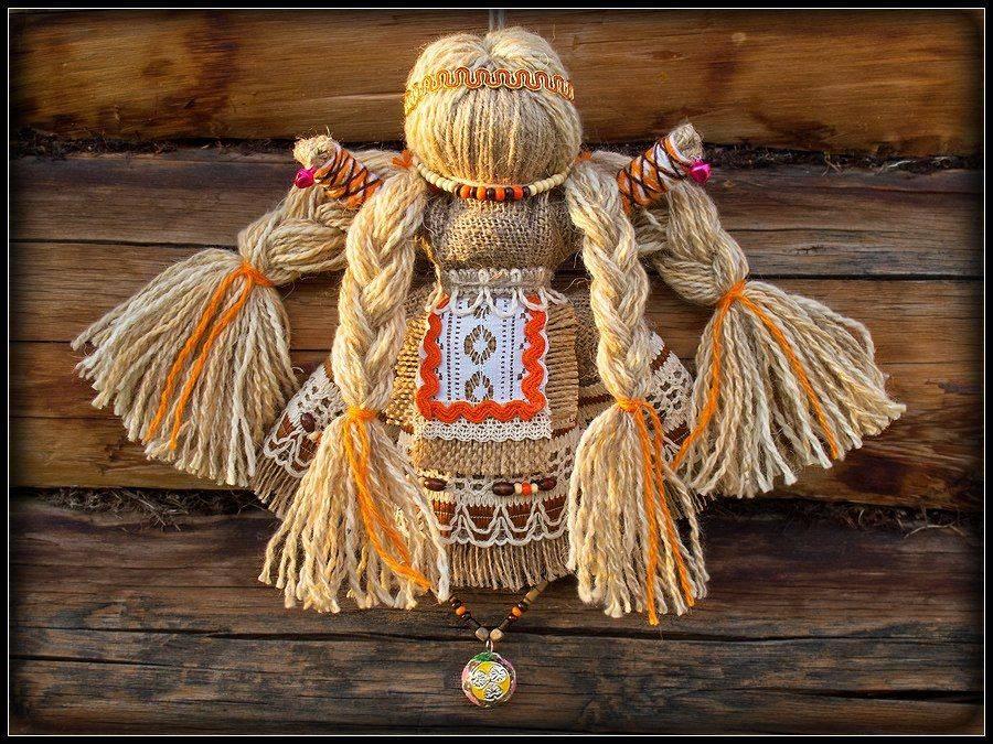 Славянские обереги в вышивке и их значение