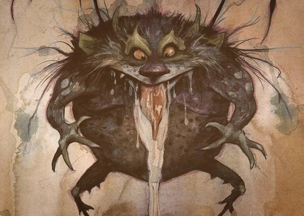 Бука — страшное существо из детской комнаты