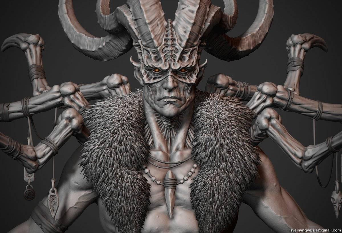 Баал бог войны. как выглядит демон баал? бог, который стал демоном