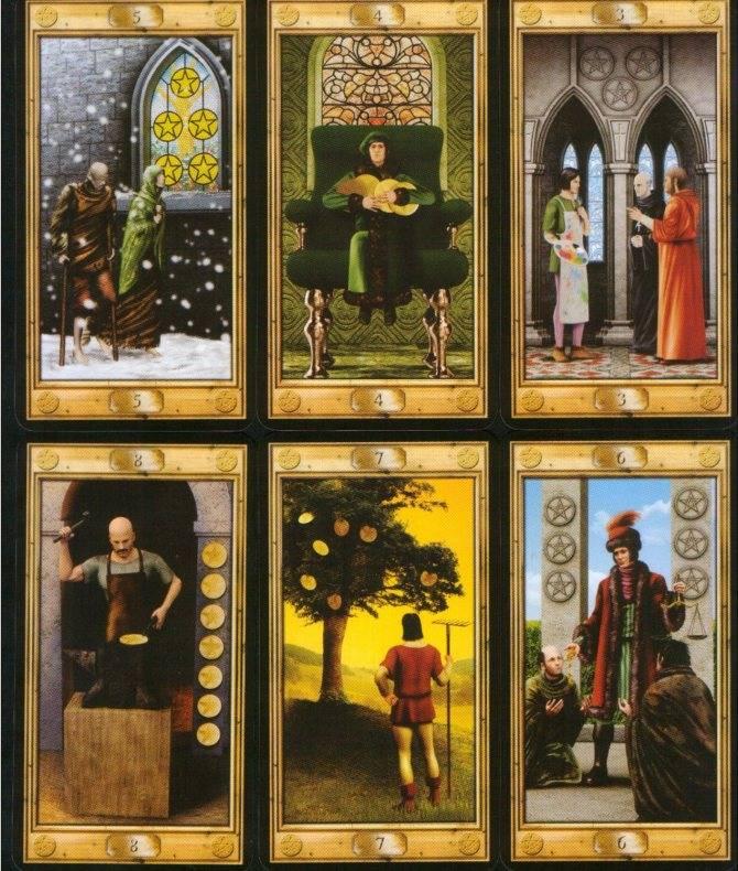 Обзор колоды мистическое таро: история создания, особенности, символы