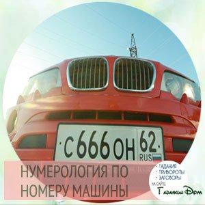 Нумерология: что значит номер вашей машины (рассчитать онлайн)