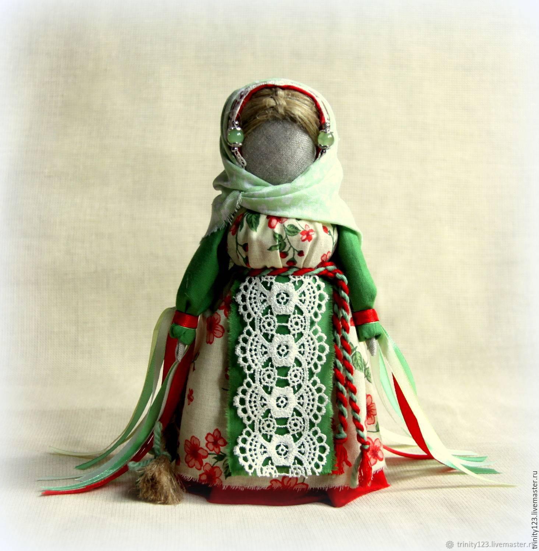 Кукла крупеничка: делаем оберег для достатка и процветания