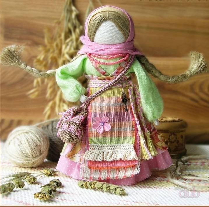Кукла желанница: история, значение и мастер класс своими руками