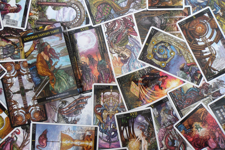 Необычные колоды таро: 16 самых неординарных колод   обучение таро и астропсихологии