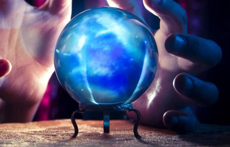 Гадание на хрустальном шаре— как получить предсказание