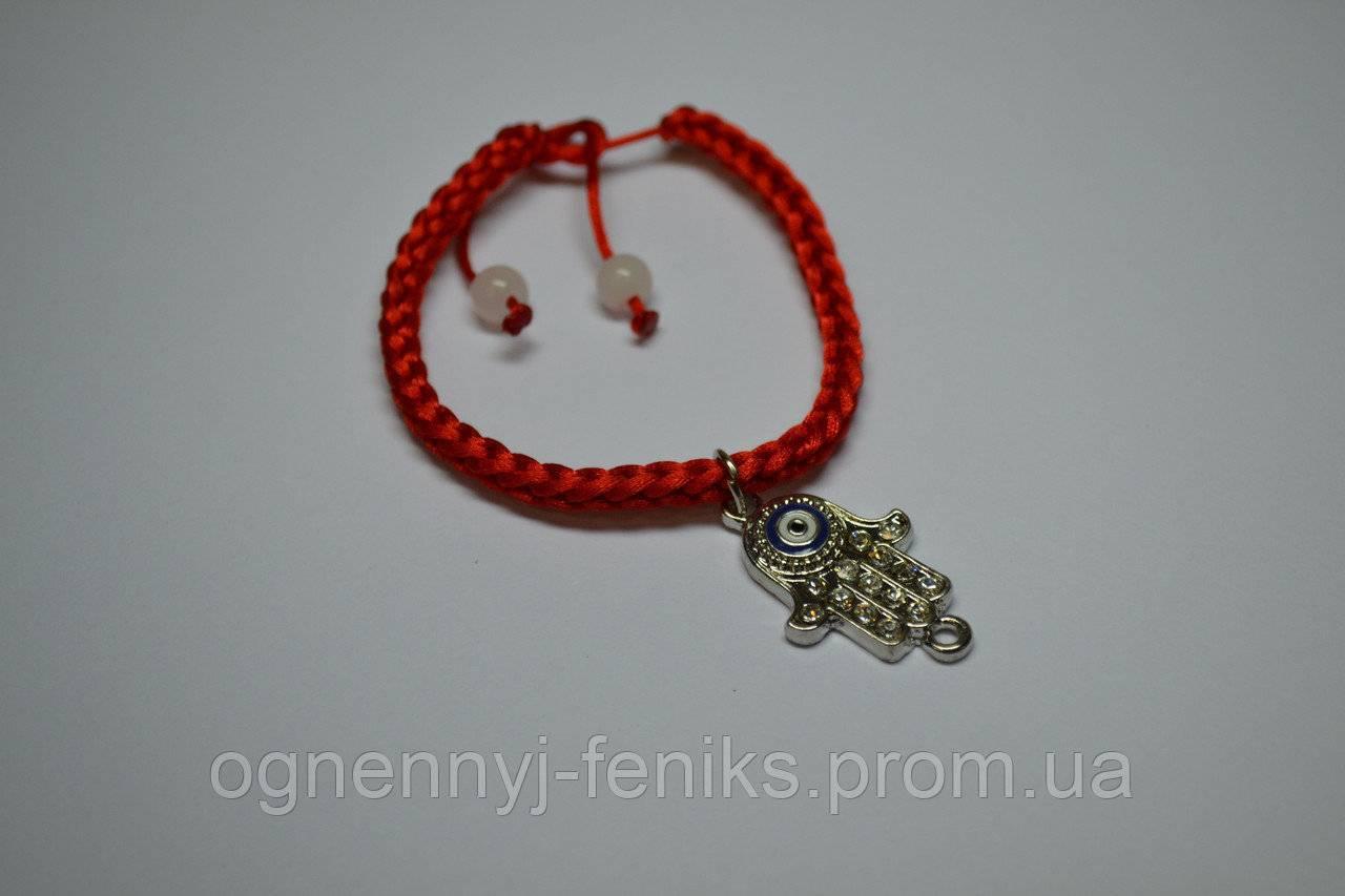 Красная нить на руке – религиозный символ каббализма   суеверие.нет