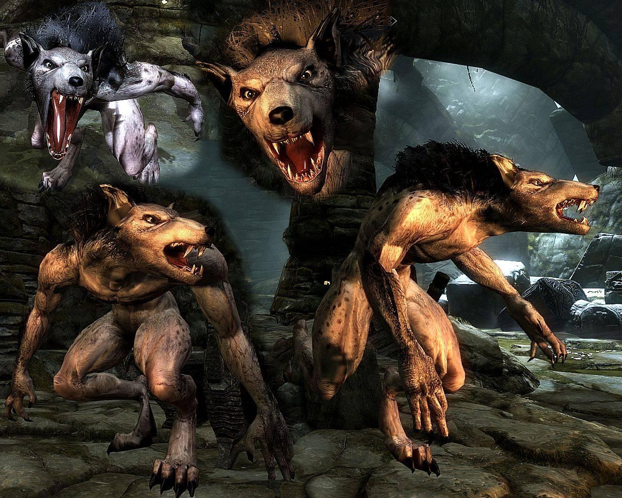 Как стать оборотнем в реальной жизни: превратиться в вервольфа (волка), медведя или другое животное