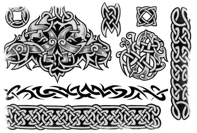 Что означает символ трикветр и где его применяют?