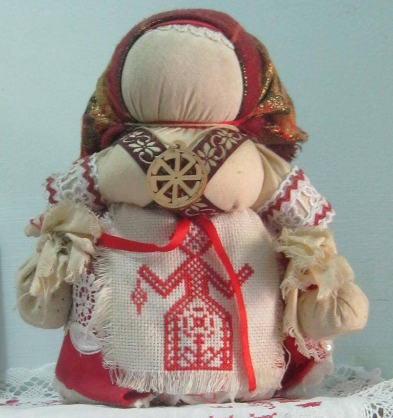 Славянские куклы обереги