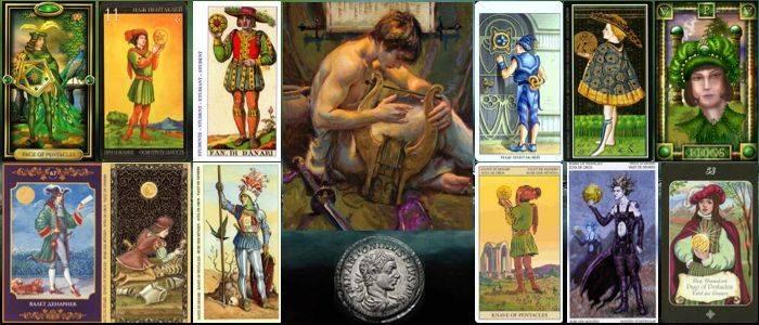 Рыцарь кубков – значение карты таро