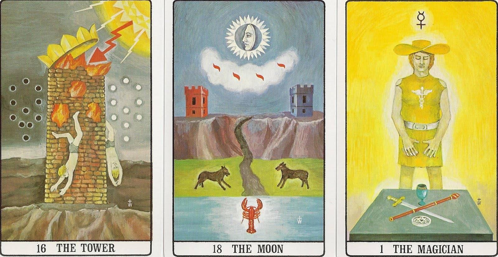 Таро ритуалы ордена «золотой зари» — initiatory tarot of the golden dawn   энциклопедия карт таро и оракулов rozamira