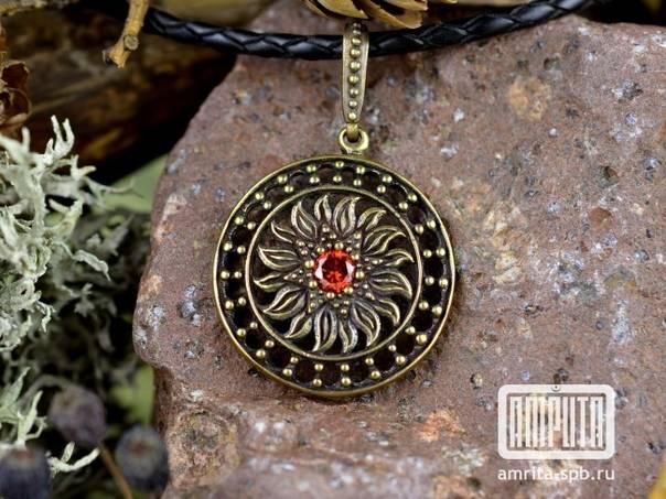Символ сварожич: значение славянского оберега бога сварога