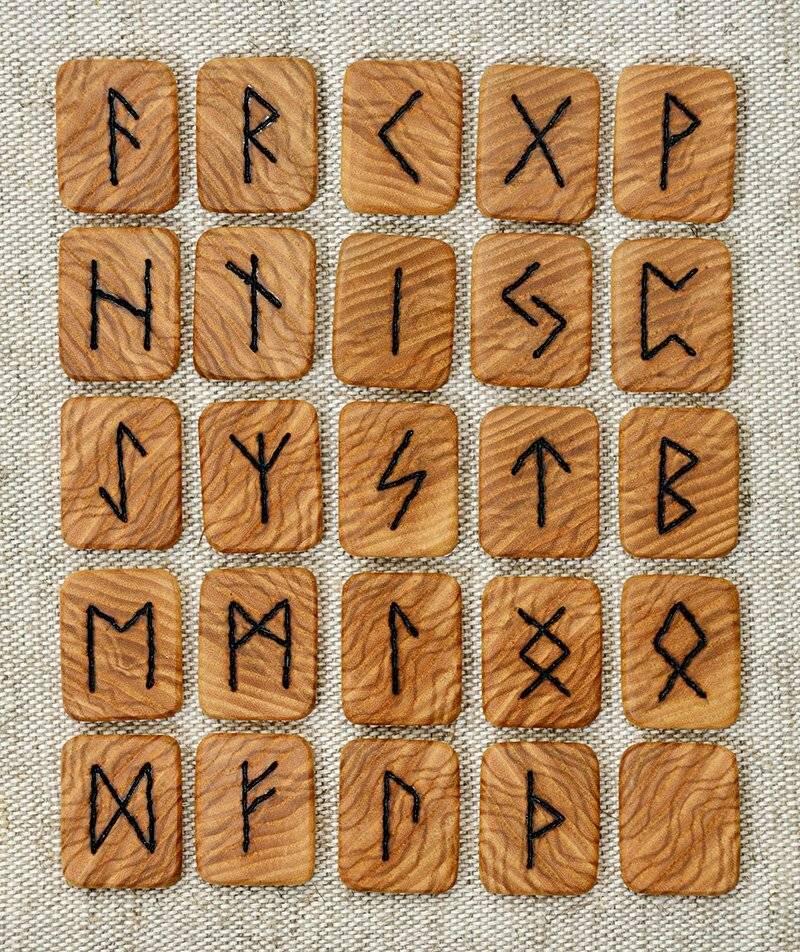 Славянские руны и алфавит