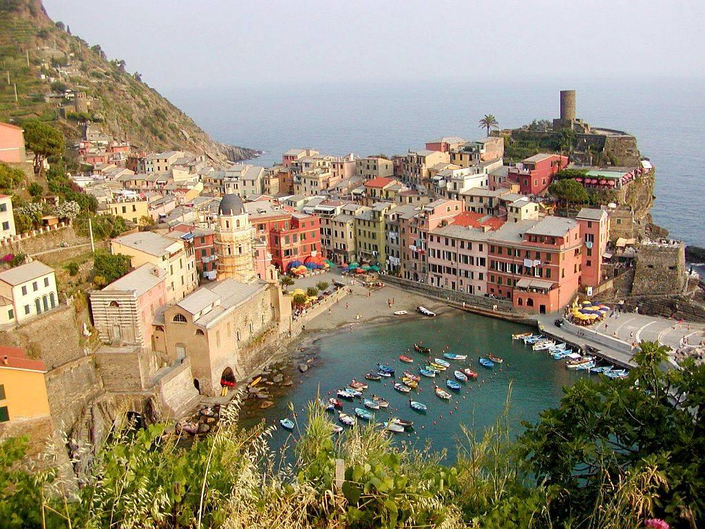 Атрани — неизведанный город на побережье амальфи в италии