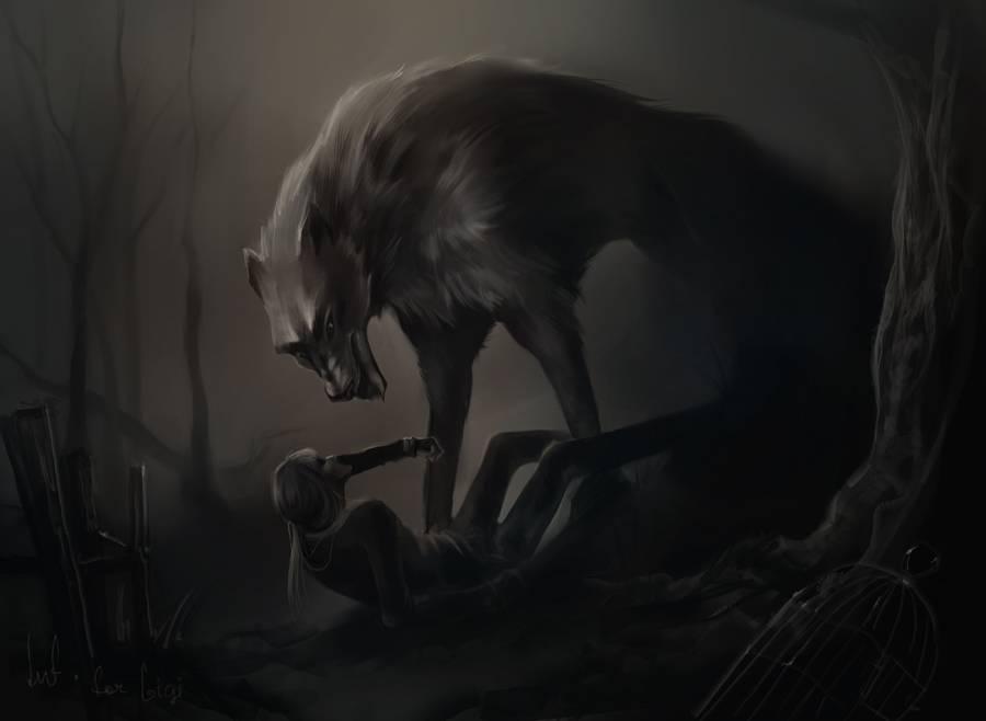 Баргест — призрачный предвестник Дикой Охоты, беды и смерти