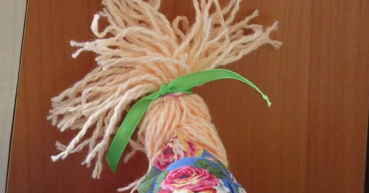 Кукла веснянка — оберег на весну и его значение