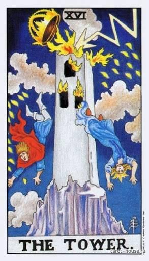 Дьявол (15 аркан) таро уэйта: значение карты в раскладах