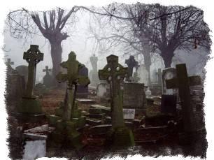 Некромантия как способ общения с мертвыми