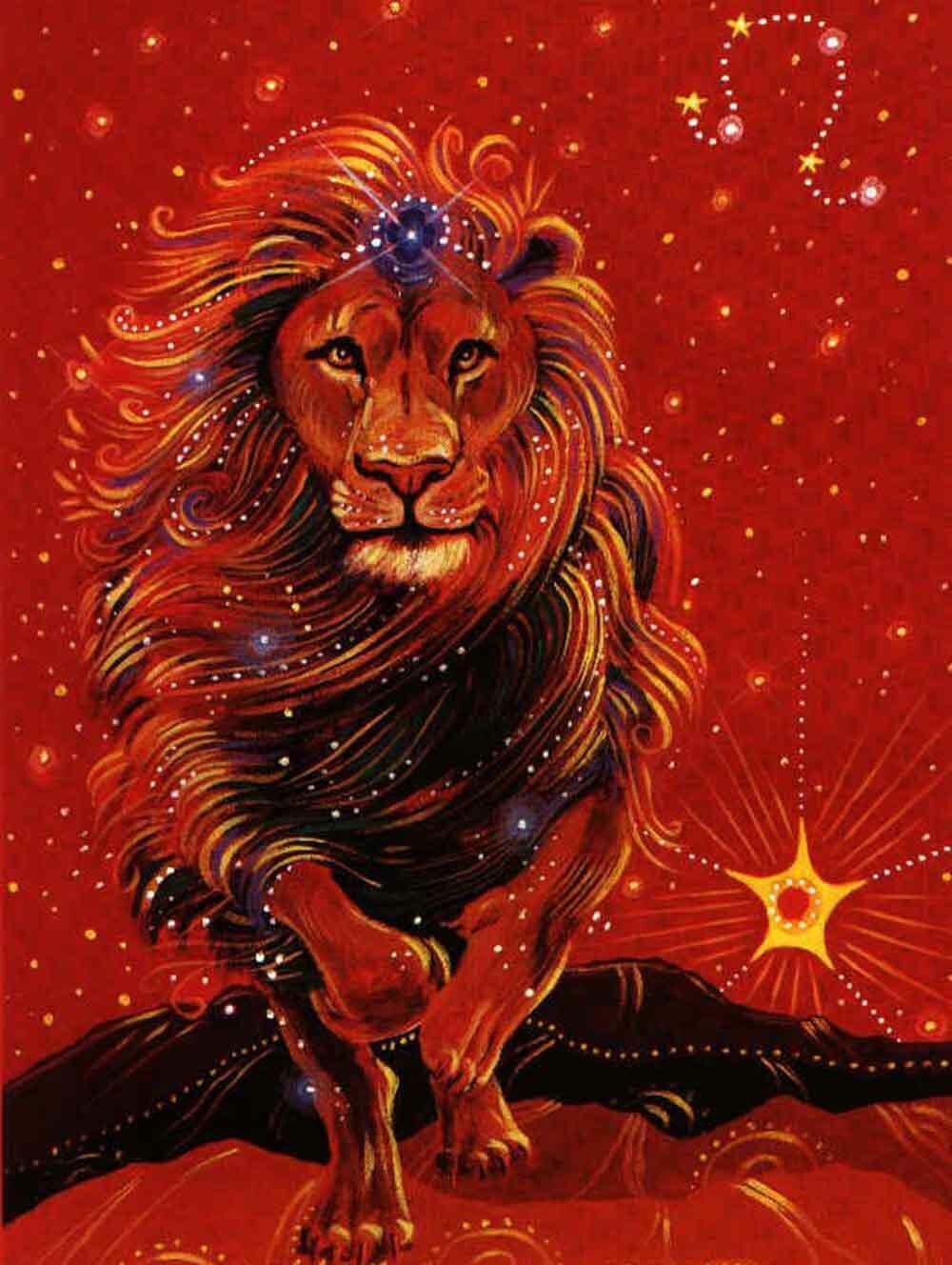 Гороскоп на неделю: лев