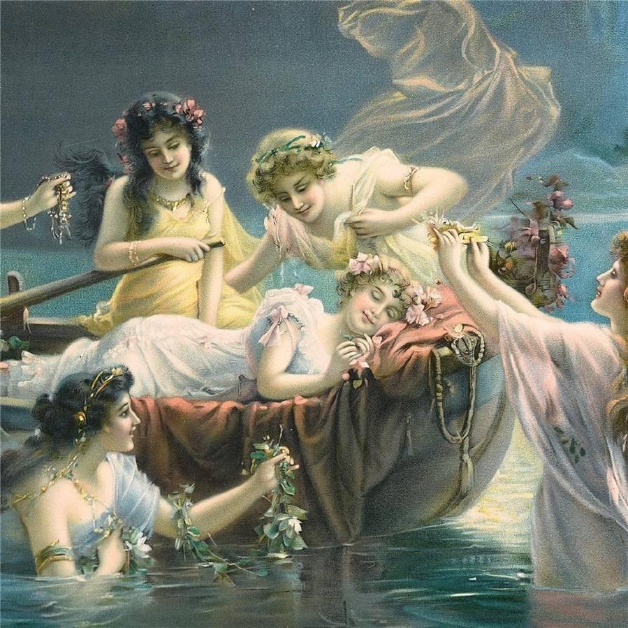 Женские имена богов – список имен богинь и их значения по алфавиту