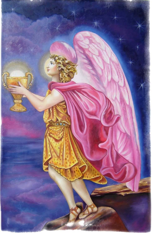 Архангел чамуил - архангел любви, молитва архангелу